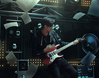 ZJSTV 2017 Channel Ident - Music