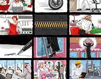 NRI Investments Storyboard