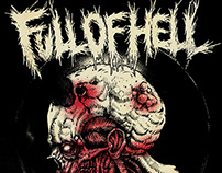Full Of Hell Asian Tour 2015