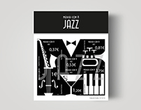 Jazz Stamp Collection