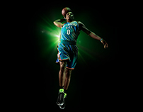 Nike Russell Westbrook Retouch