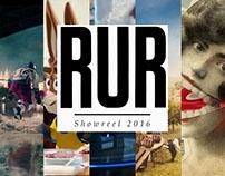 RUR Reel 2016