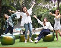 BTS with Sussane, Farah, Simone & Malaika | Hello!