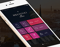 Travel Website - Helsinki