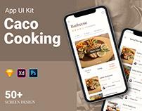 Caco Cooking UI Kit