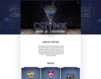 Drynk - Website