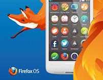 FireFox OS brand mascots
