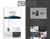The Liner One Page Template
