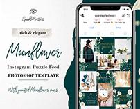 Moonflower Instagram Template