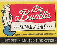 90%OFF - Summer Big Bundle