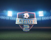 LIGUE 2 FOOTBALL