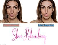 Skin retouching (keep skin healthy)