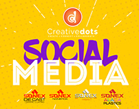 Social Media Marketing - Sonex