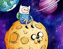 Adventure Time Illustrations