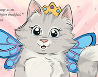 Princess Kitty Butterfly
