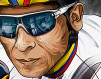 Colombian Road Cyclism Golden Age