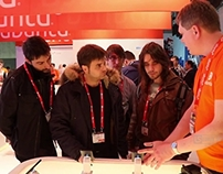 Ubuntu @ Mobile World Congress 2015