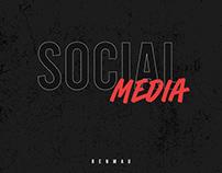 Social Media - Renmau