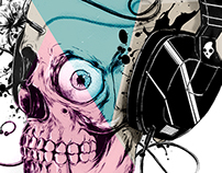 SKULLCANDY MÉXICO ARTWORK
