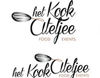 Logo design | het Kook-Ateljee