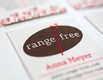 Range Free Logo Identity