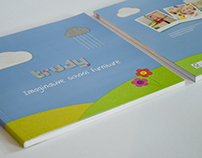 Trudy Brand and Catalogue Design