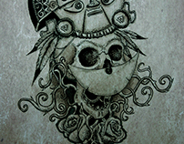 Tumi Skull