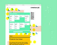 Creatour.pt Website