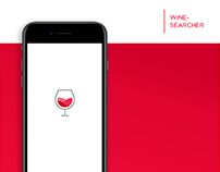 Wine-Searcher Application