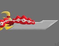 Greatsword/Sword Concept