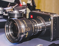 3D Black Magic Camera
