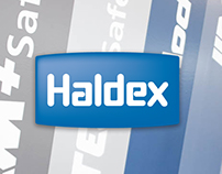 Haldex UK Office Branding