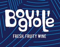 BOGYÓLÉ - wine label