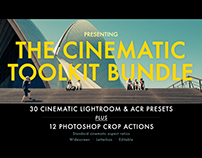 Cinematic Widescreen Toolkit For Lightroom & Photoshop