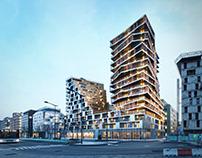 Housing in Paris