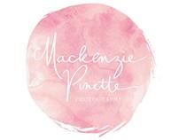 Mackenzie Pinette Photography Logo