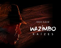 CD cover - WAZIMBO