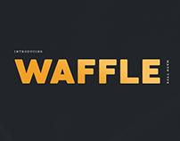 MADE Waffle | Font
