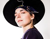 Polina Nitolkan fashion showcase
