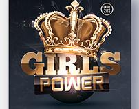 Girls Power - Template