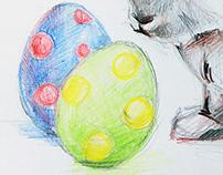 Happy Easter my dearest friends!