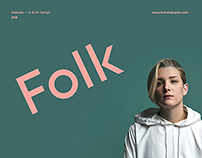 Folk Strategies - Website