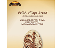 "Brand: Polish Village Bread Project: ""Wielkanoc"""