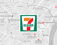3 Months to visualize 7-Eleven Vietnam: Chapter 2