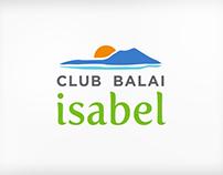 Club Balai Isabel Rebranding and Web Design