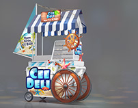 Deli trolley