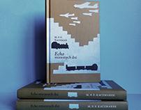 """Book design """"Echo minionych dni"""""""