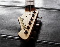 Guitar Headstock Design