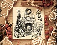 Free christmas illustration