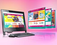 Sitio Web DAS+